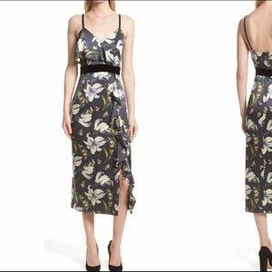 Cinq a Sep floral print Dress